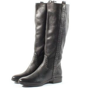 Sam Edelman Prina Leather Knee High Riding Boots